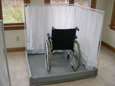 Bariatric Portable Shower