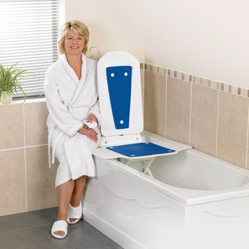 Bathmaster Deltis Bath Lift - HomeAccessProducts.com