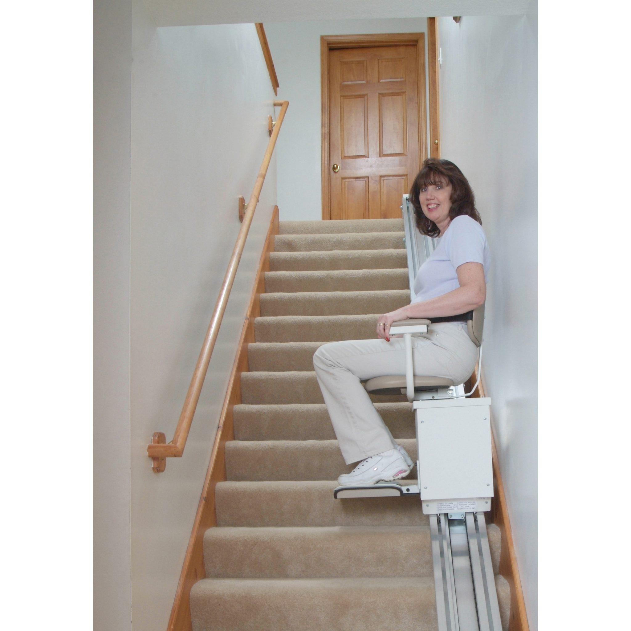 Harmar Summit Stair Lift Sl350ac Homeaccessproducts Com