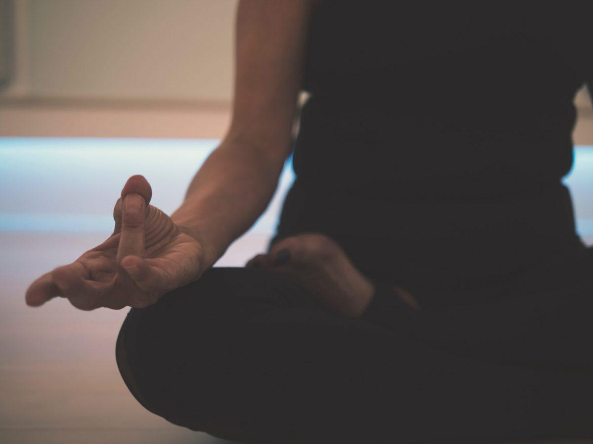 Meditation for seniors